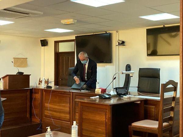 Le président du Tribunal Administratif de la Guyane