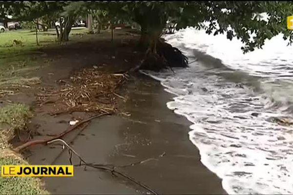 Papeari : Fiu des extractions de rivière