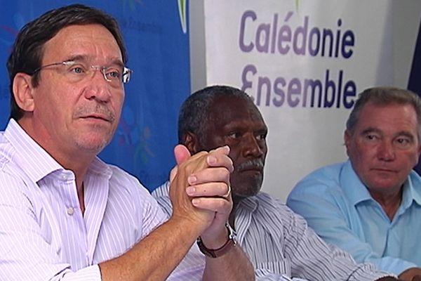 Philippe Gomès démission