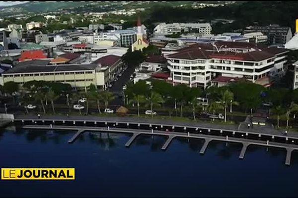Papeete s'offre un nouveau front de mer