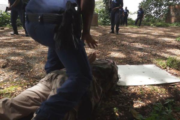 Formation policiers