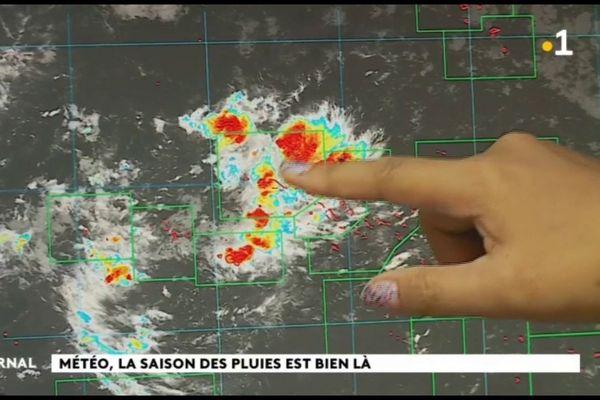 Fortes pluies : rien d'anormal pour la saison