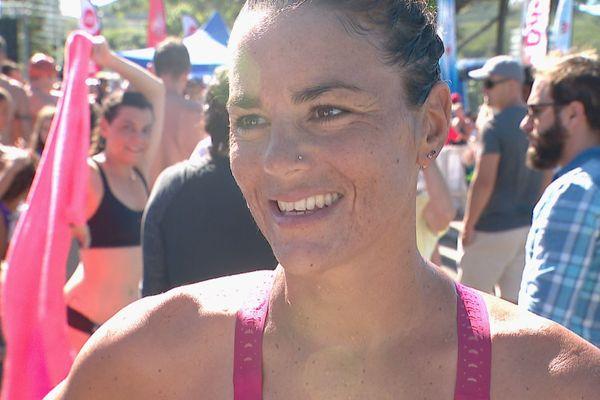 Charlotte Robin n'a perdu qu'une seule fois la Traversée chez les licenciées dames depuis 2011.