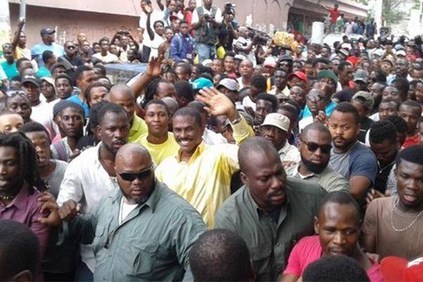 Élection en Haïti