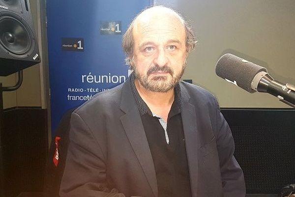 Le professeur Hervé Le Treut, climatologue français.