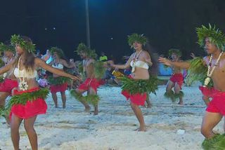 Rikitea festival des Gambier