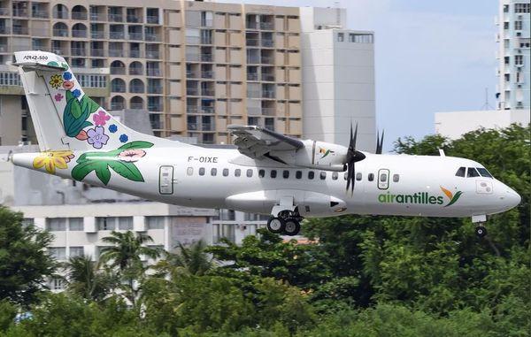 Avion d'Air Antilles