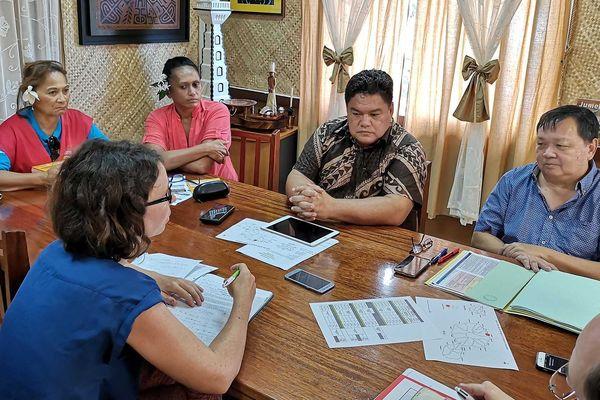dengue 2 plan communal de sauvegarde à Mahina
