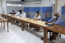 Point presse autorités supérieures de Wallis et Futuna