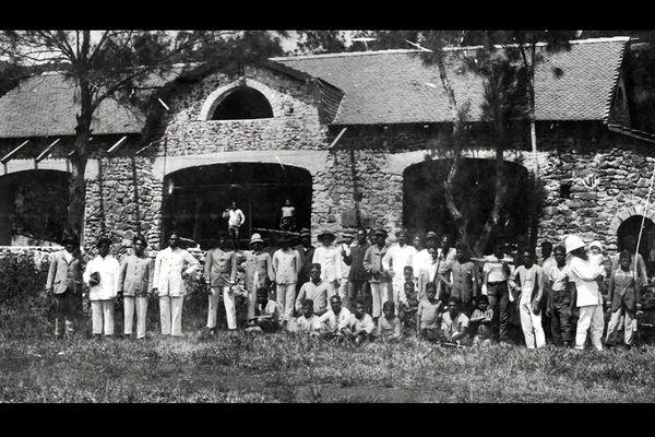 Paul Émile Pasteur l'école achevée - Vos photos, notre histoire