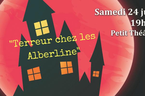 """Terreur chez les Alberline"""
