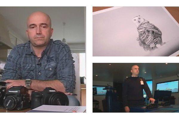 Gregory Pol, passionné de photographie et de navigation