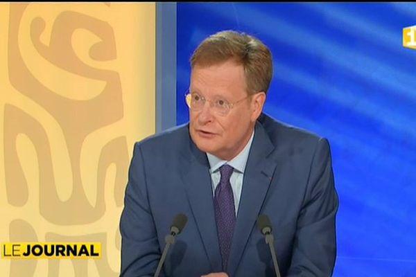 Invité du journal : René BIDAL, Haut Commissaire en Polynésie française.