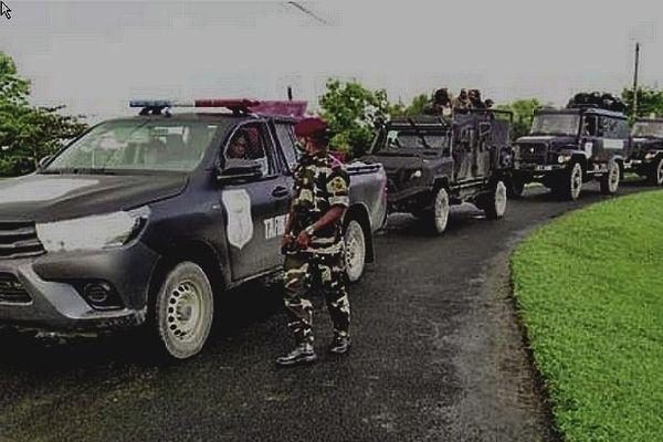 Armée malgache se déploie à Tamatave Covid-19 3 juin 2020