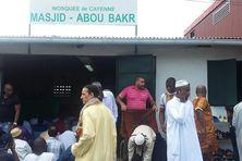 La mosquée de Cayenne avant la crise sanitaire