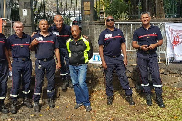 Grène Nationale des sapeurs-pompiers