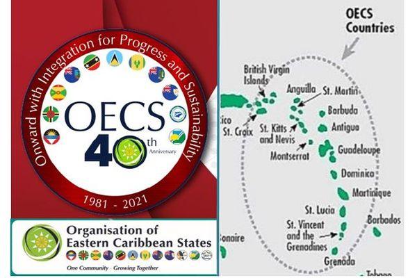 Les 40 ans de l'OECS