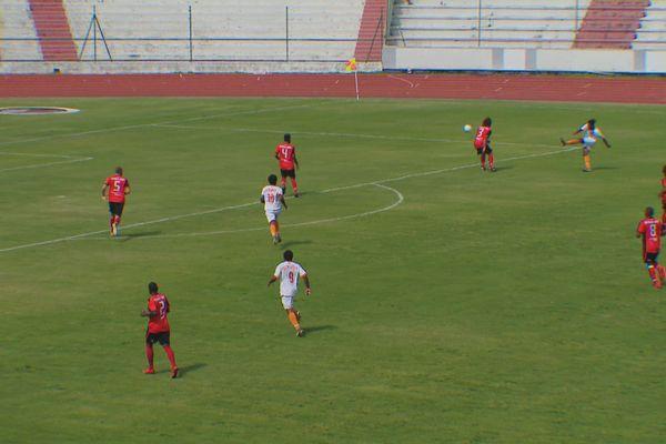 Mayrone Xalite a inscrit un superbe but pour emmener son club vers sa première finale.