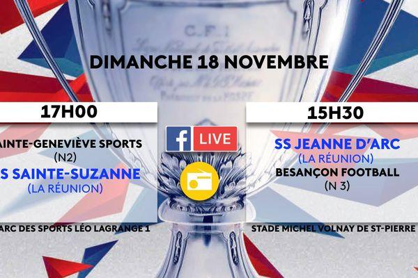 7ème tour Coupe de France
