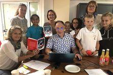 L'association Livre mon ami et ses jeunes lecteurs
