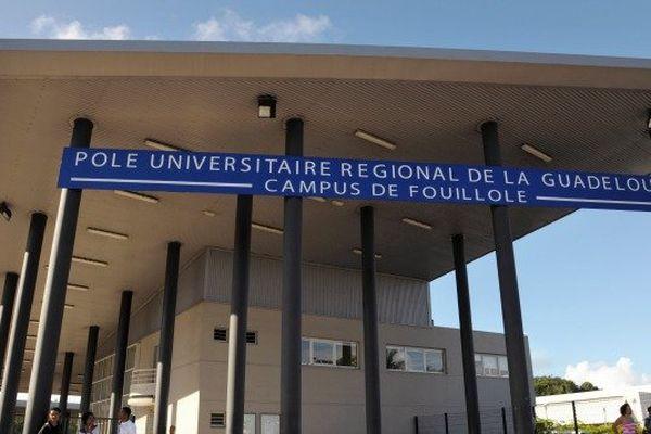 Le Pôle universitaire régional de la Guadeloupe