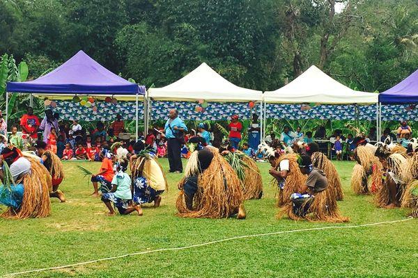 Cinquante ans de l'école Asee de Pouitchala, à Amoa, 12 octobre 2018
