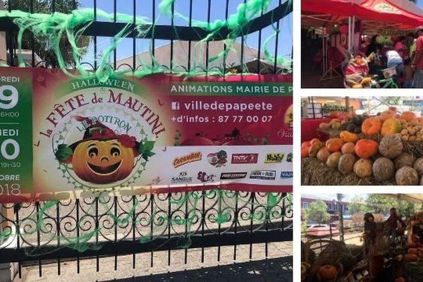 Le succès de «Halloween: la fête de Mautini, le potiron»