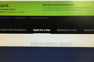 site immigration NZ