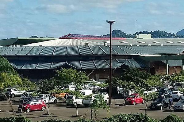 Centre commercial Océanis au Robert