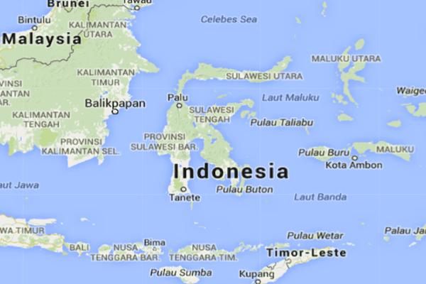Un ferry disparaît en Indonésie au large des Célèbes