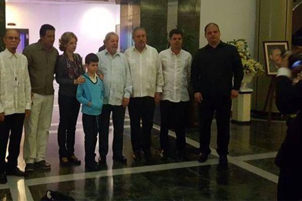 Alfred Marie-Jeanne à Cuba