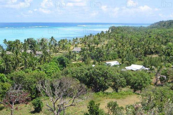 Vue de Madagascar