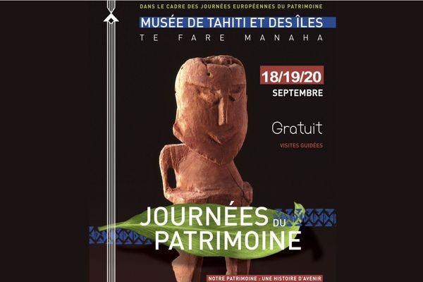 Programme des journées internationales du patrimoine au Musée de Tahiti