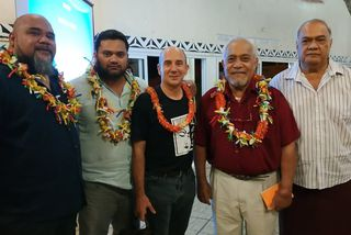 Tavaka : conférence sur l'installation de la communauté wallisienne et futunienne en NC