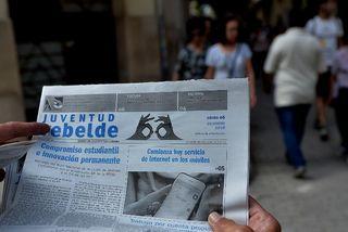 Juventud Rebelde cuba