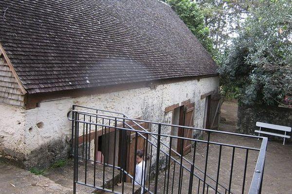 Maison des esclaves à Villèle