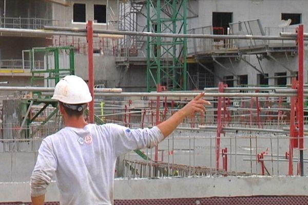 BTP, chantier