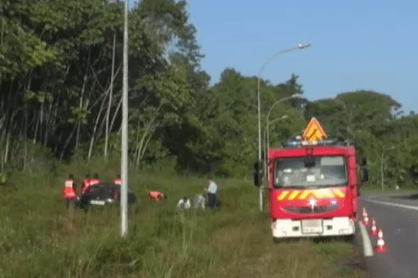 Accident mortel Saint Laurent