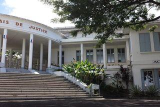 Le Palais de Justice de Basse-Terre