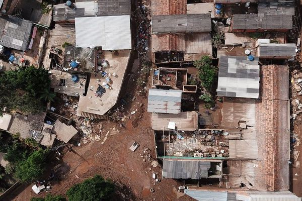 inondations brésil