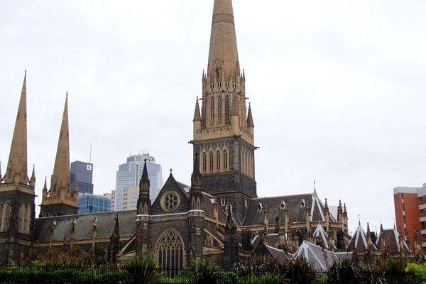Cathédrale Saint-Patrick, Melbourne