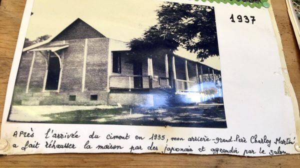 Maison Brésil à Voh