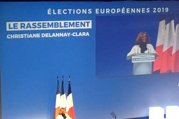 Christiane Delannay-Clara