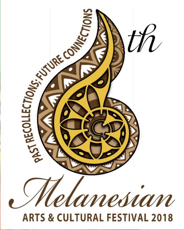 Logo du festival des Arts mélanésiens 2018