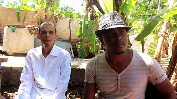 Ibrahim Said Abdel Majid et Allaoui Ahmed Bachir opposants azali comores