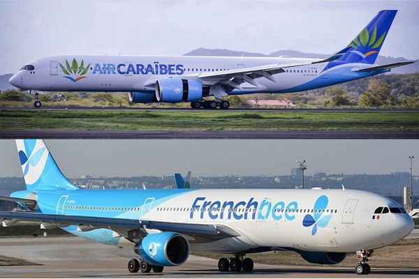 Air Caraibes French Bee