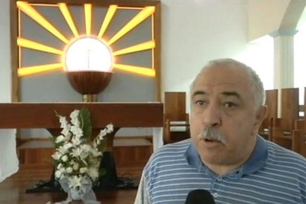 Guy Hoareau nouveau prêtre à La Réunion
