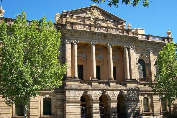 cour suprême Victoria Melbourne Australie