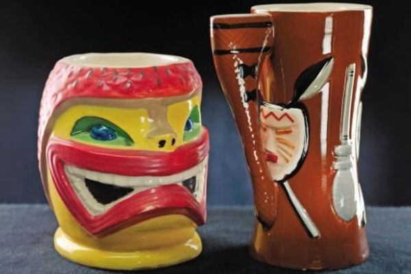 Mugs Tiki Pop