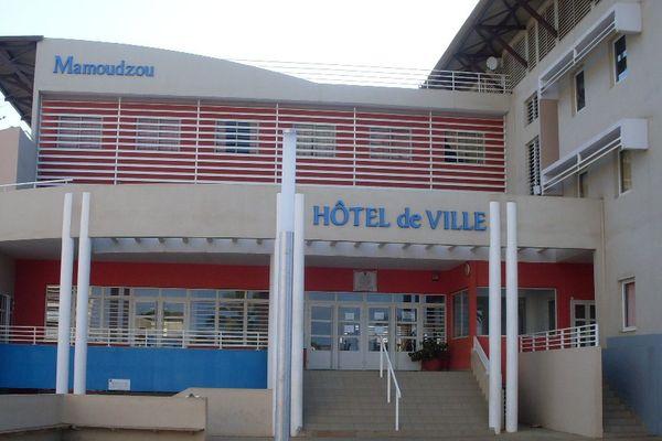 Mairie Mamodzou